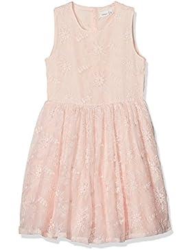 NAME IT Mädchen Kleid Nkfilencia Spencer Wl
