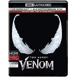 Venom (4K UHD + HD + Bonus Disc) (3-Disc)