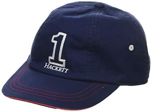 Hackett Kids Number 1 Cap Gorra, Azul (Blue 551), Talla única para Niños