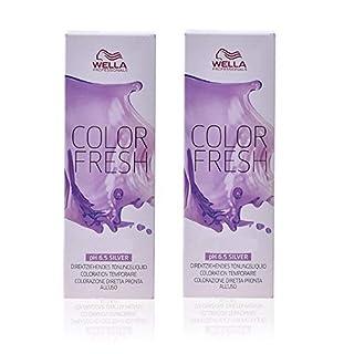 Wella Color Fresh 8/81 Light Pearl Ash DUO Pack 2 x 75ml