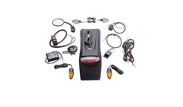 XR 250 XR400 XR600 XR650 Street Legal Enduro Dual Sport ... Xr Wiring Diagram Indicators on