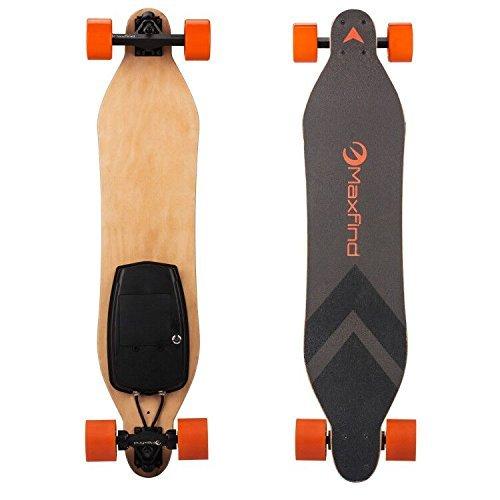 Skate MAXFIND électrique avec...