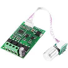 Regulador automático del motor de la velocidad de PWM de la CC 6-24V 3A Rotary Switch