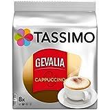 Tassimo Gevalia Cappuccino (8 Portions) (Pack de 6)