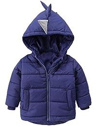 Tefamore Abrigo Niños de Snowsuit Outwear Jersey Invierno Chaqueta Ropa para Bebés