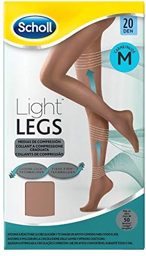 Scholl Medias Compresión Ligera Mujer Light Legs