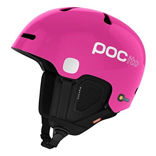 POC Skihelm Pocito Fornix, Flourescent Pink, M-L, PC104639085M-L1