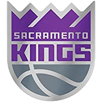 WinCraft NBA SACRAMENTO KINGS Auto Team Aufkleber