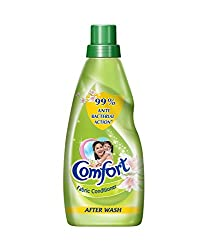 Comfort After Wash Anti Bacterial Fabric Conditioner - 800 ml