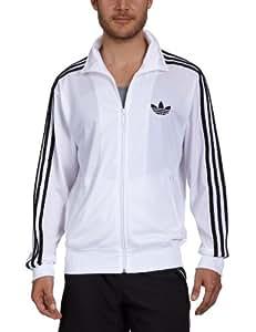 adidas Herren Trainingsjacke ADI FB, white/black, L, X41202