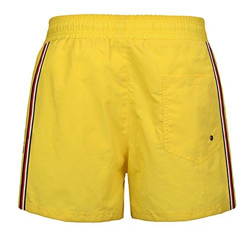 Promstar Herren sommer shorts Beachshorts Bsdeshorts Swimmingshorts for men Blau