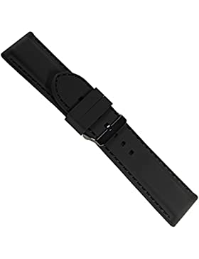 Uhrbanddealer 22mm Ersatzband Uhrenarmband Silikon Band