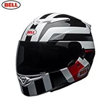 Bell Helmets RS2, Empire White/Black/Red, X-Large