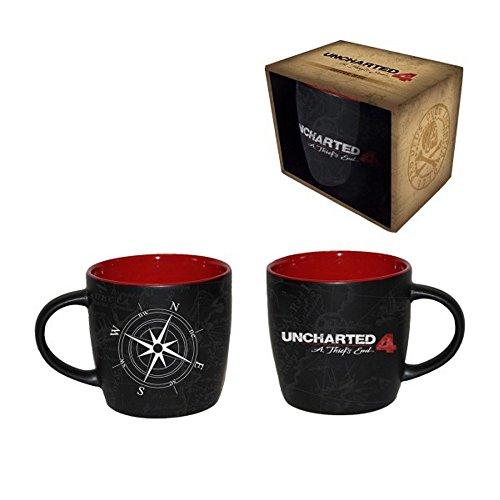 Uncharted 4 A Thief's End - Keramik Tasse -