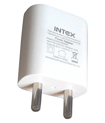 Intex Permium USB Wall Charger 2A for Intex Aqua Fish