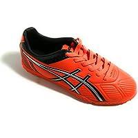 Asics - Zapatillas de fútbol Sala de Material Sintético para Hombre Naranja Naranja