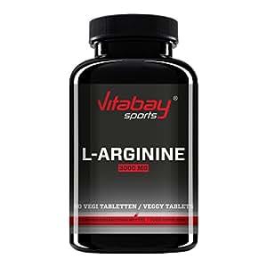 L-arginine 3000-90 comprimés - soutient accumulation musculaire - la libido et la circulation sanguine renforce le système immunitaire