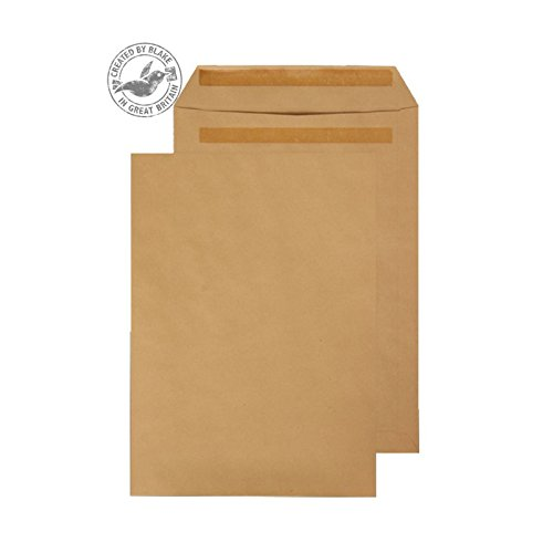 Blake Purely Everyday Pocket Self Seal Manilla C4 324×229mm for sale  Delivered anywhere in UK