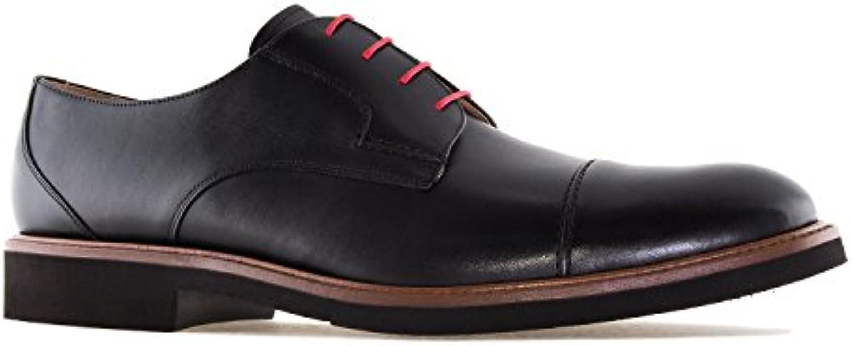 Andres Machado. 21078.Zapato de Piel.Hombre.Tallas Grandes. 47/50. Made IN Spain -