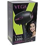 Vega VHDH-17 Hair Dryer (Black)