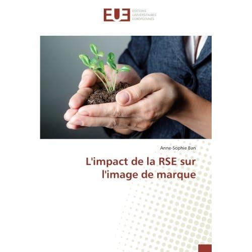 L'impact de la RSe sur l'image de marque