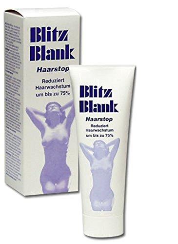 Haarstop Enthaarungscreme reduziert das Haarwachstum um bis zu 75%!
