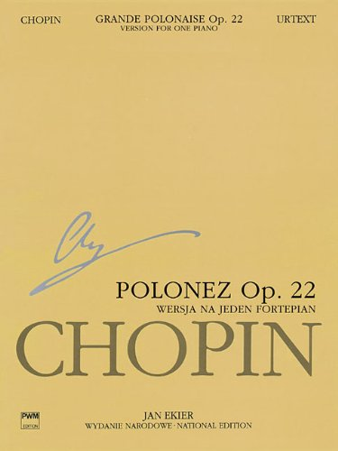 Grande Polonaise in E Flat Major Op.22 for Piano and Orch., Wn a Xivb Preceded by: 16