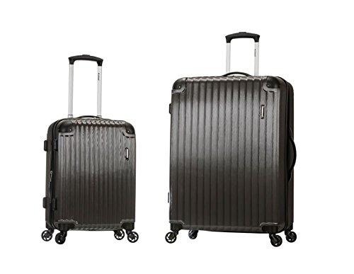 rockland-santorini-20x28-inch-expandable-polycarbonate-set-grey