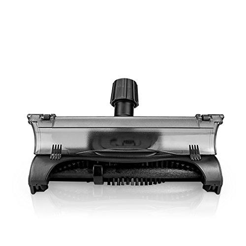 ✧WESSPER® Turbo Brosse d'aspirateur pour Black & Decker NVB115W (ø32mm-38mm, avec des roues)