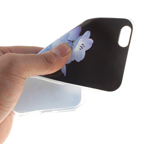 Xf-fly® iPhone 6 / 6S Hülle mit TPU Silikon Material und Retro Farblich Muster Schutzhülle Handytasche für Apple iPhone 6 / 6S(4.7 Zoll) P-18
