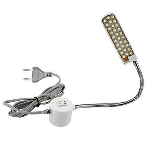 30 LED Lampe Perlen Nähen Kleidung Maschine Licht Home Arbeitslicht Lampe Nähmaschine Zubehör