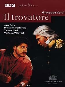 Verdi: Il Trovatore -- Royal Opera House [DVD] [2010]