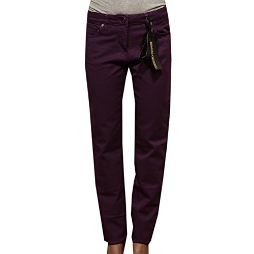 83160 jeans roberto cavalli pantaloni lunghi donna trousers women [42]