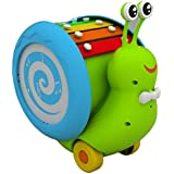 [Sponsored]Giggles Musical Snail, Multi Color