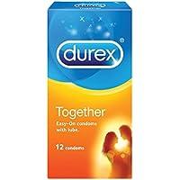 Durex Together Kondome - Box mit 12 Stk. preisvergleich bei billige-tabletten.eu