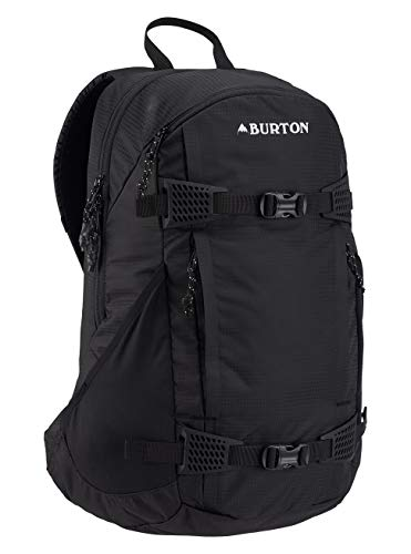 Burton Day Hiker 25L Sacs à Dos Mixte Adulte, True Black Ripstop