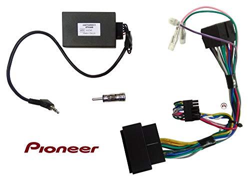 Pioneer CA-R-PI.962 Adaptateur pour interface de commande au volant Pour Ford C-Max/Fiesta/Focus/Fusion/Galaxy/Kuga/Mondeo/S-Max/Transit/Tourneo Connect (Import Allemagne)