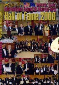 Preisvergleich Produktbild DVD: BUDO INTERNATIONAL - HALL OF FAME 2006 (297)