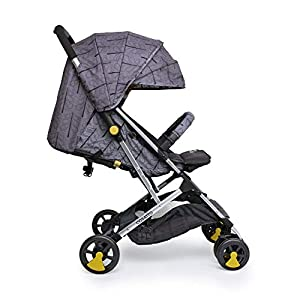 Cosatto Woosh 2 Stroller Fika Forest with raincover and Bumper bar Birth to 25kg   5