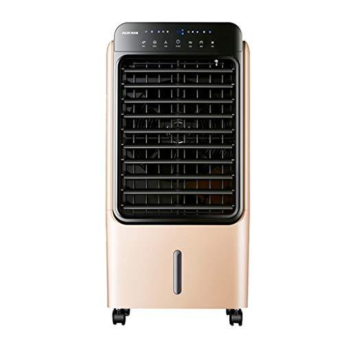 Preisvergleich Produktbild LIYFF-Kühlung Klimaanlage Ventilator Klimaanlage Ventilator Einzel Kaltluftbefeuchtung Mobile Haushaltslüfter Remote Wasserkühler Luftbefeuchter Portable Air Coole