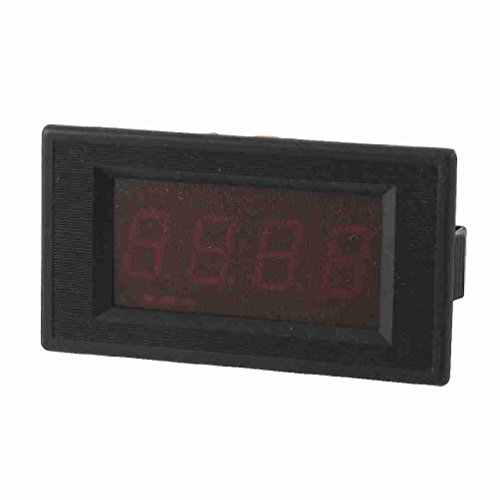 Price comparison product image Move&Moving(TM) DC 0-500mA 3 1 / 2 Digital Red LED Display Ampere Panel Meter Ammeter