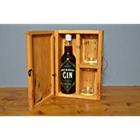Gin/Whisky Case