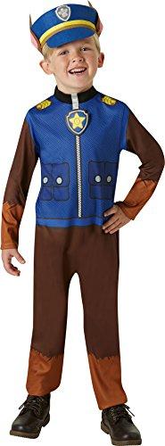 Nickelodeon - i-630718 - costume chase - s - 104cm - anni 3-4