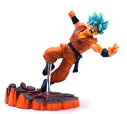 Colosseum Figur Son Goku Dragon Ball Z Banpresto Figure 5 Größe 16 cm DB DBZ Super Kollektion Son Gokou