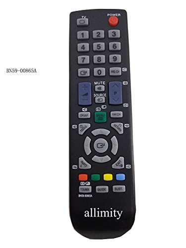 Nuovo Sostituito Telecomando BN59-00865A Fit per Samsung 933HD 2333HD 2033HD compatibile LCD LED TV Samsung BN5900865A