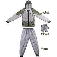 Anti Mücken Midge Anzug, leicht Sichtbare Mesh Netz mit Hoher Dichte Insektenschutzmittel Ineinander Greifen mit... preisvergleich bei billige-tabletten.eu