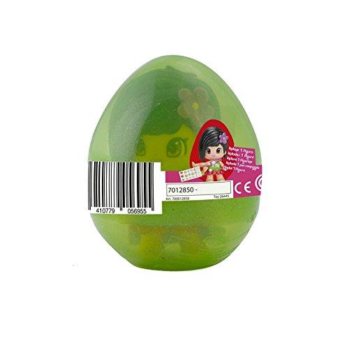 Pinypon - Huevos Sorpresa color Verde (Famosa), (700012850)