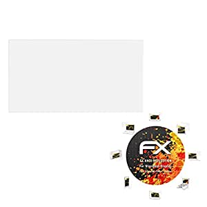 atFoliX Displayschutzfolie für Standard-Display 15,6 Zoll wide (345 x 194mm) - FX-Antireflex: Display Schutzfolie antireflektierend! Höchste Qualität - Made in Germany!