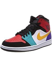 buy popular 6bfe1 41c18 Nike Herren Men s Air Jordan 1 Mid Shoe Basketballschuhe
