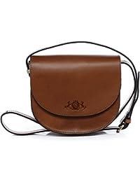 SID   VAIN real leather cross-body bag TRISH medium shoulder bag sling bag  leather 2bb8736412885
